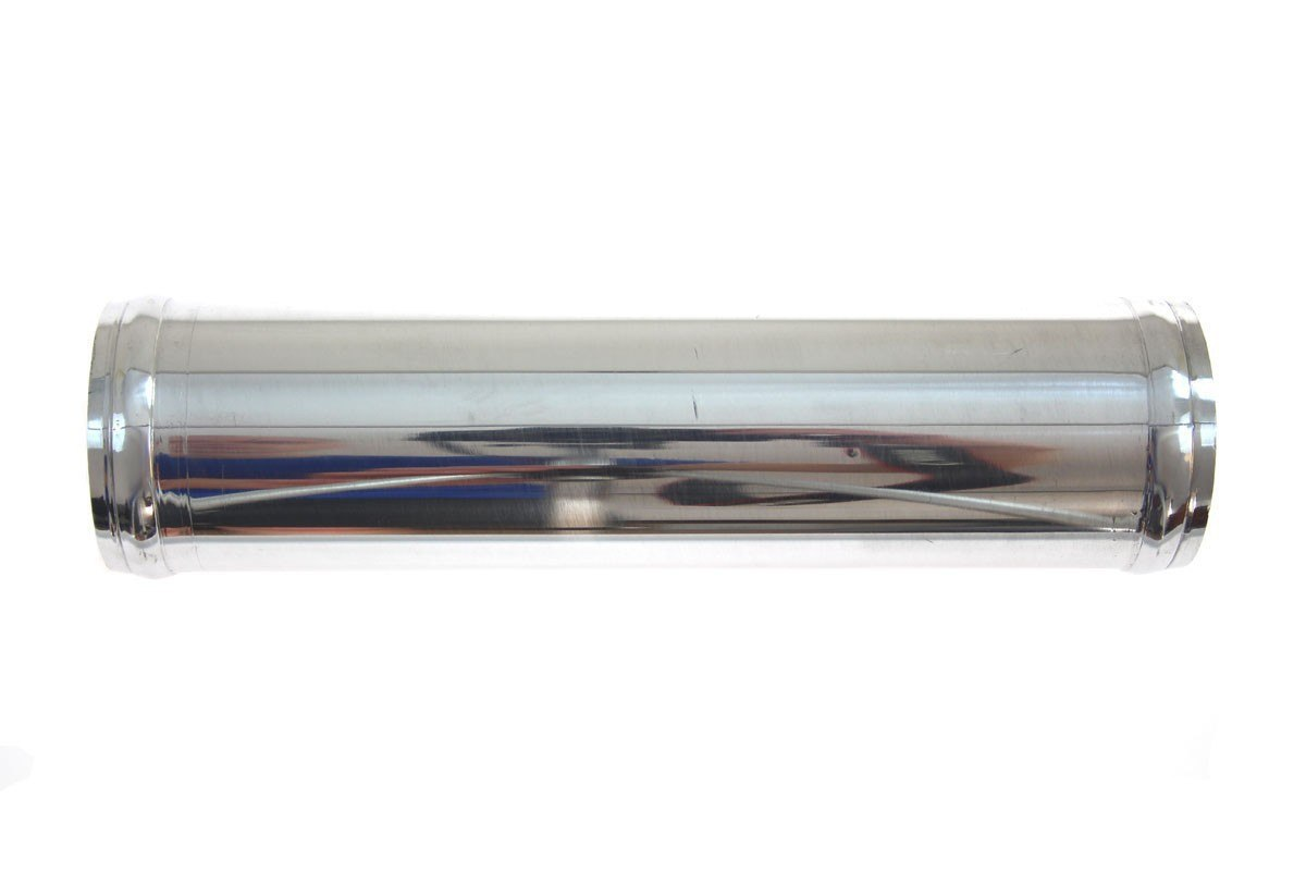 Rura aluminiowa 0st 57mm 20cm - GRUBYGARAGE - Sklep Tuningowy